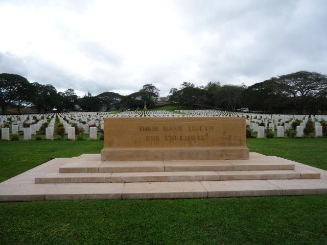 Memorial to the fallen