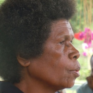 Grace Bauba - Oral History interview recorded on 23 May 2014 at Kokoda Station, Northern Province, PNG