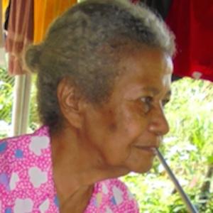 Margo Doilegu - Oral History interview recorded on 06 April 2017 at Alotau, Milne Bay Province