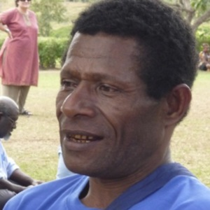 Kone Daube  - Oral History interview recorded on 7 July 2014 at Karakadabu/Depo, Central Province, PNG