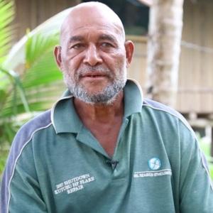 John Yawe - Oral History interview recorded on 15 June 2017 at Salamaua, Morobe Province, PNG