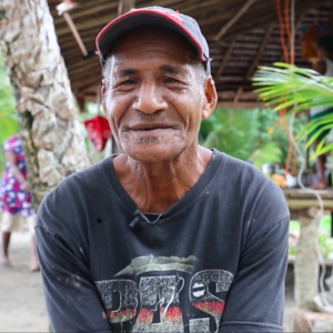 Don Anian - Oral History interview recorded on 15 June 2017 at Salamaua, Morobe Province, PNG