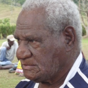 Tainori Kiroki - Oral History interview recorded on 7 July 2014 at Karakadabu/Depo, Central Province, PNG