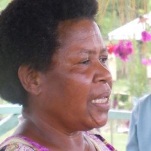 Stella Harika - Oral History interview recorded on 23 May 2014 at Kokoda Station, Northern Province, PNG