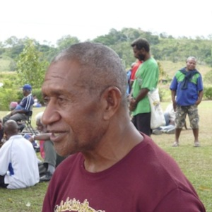 Dixie Tamati - Oral History interview recorded on 7 July 2014 at Karakadabu/Depo, Central Province, PNG