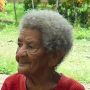 Baroni Douglas - Oral History interview recorded on 12 April 2017 at Bou, Milne Bay Province