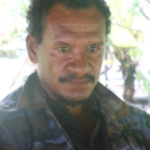 Gai Able Bonga - Oral History interview recorded on 24 May 2014 at Beama, Northern Province, PNG