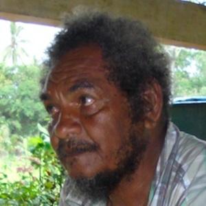 Timo Deiwili - Oral History interview recorded on 08 April 2017 at Kaloi, Milne Bay Province