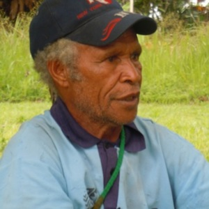 Jerry Dimuda - Oral History interview recorded on 4 July 2014 at Kagi, Central Province, PNG