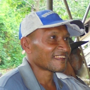 Galahodi Delidelito - Oral History interview recorded on 24 March 2017 at Gamadoudou, Milne Bay Province