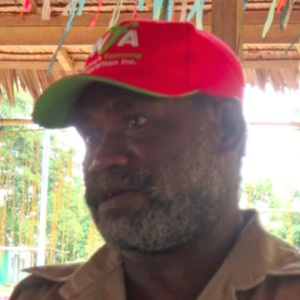 Bruno Leto - Oral History interview recorded on 30 March 2017 at Tatau, New Ireland Province