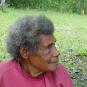 Kekeni Misika - Oral History interview recorded on 4 July 2014 at Kagi, Central Province, PNG