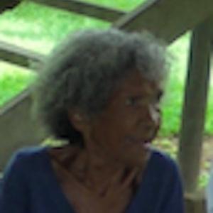 Noweni Deboyamina - Oral History interview recorded on 25 March 2017 at Kilakilana, Milne Bay Province