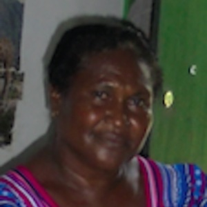 Margaret Cardigan - Oral History interview recorded on 27 March 2017 at Ladava Elementary School, Milne Bay Province