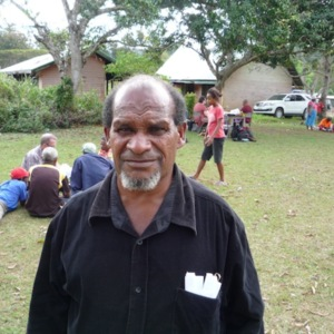 Adam Muriumu - Oral History interview recorded on 7 July 2014 at Karakadabu/Depo, Central Province, PNG