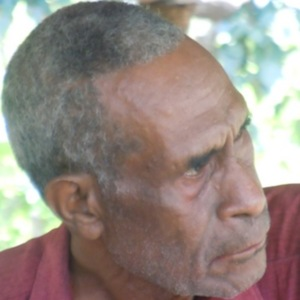 Benson Gadova - Oral History interview recorded on 3 July 2014 at Kovelo, Northern Province, PNG