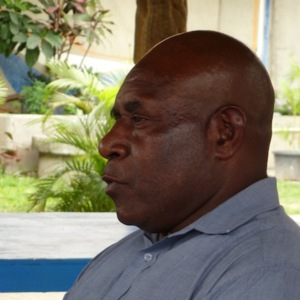 Billy Ivai - Oral History interview recorded on 3 September 2014 at PNG National Museum and Art Gallery, Waigani, NCD, PNG