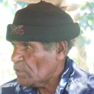 Ivan Bohura - Oral History interview recorded on 3 July 2014 at Kovelo, Northern Province, PNG