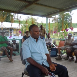Rolf Asi - Oral History interview recorded on 23 May 2014 at Kokoda Station, Northern Province, PNG