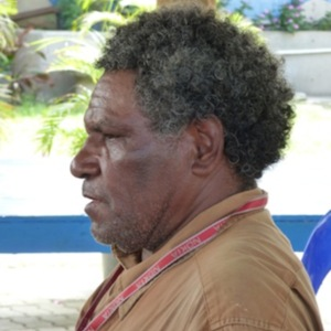 John Auda Arue - Oral History interview recorded on 3 September 2014 at PNG National Museum and Art Gallery, Waigani, NCD, PNG
