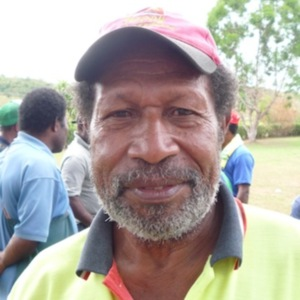 Jack Oga - Oral History interview recorded on 7 July 2014 at Karakadabu/Depo, Central Province, PNG