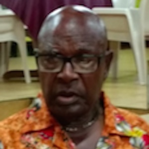 Demas Malvu Kavavu - Oral History interview recorded on 16 May 2017 at Kavieng, New Ireland Province