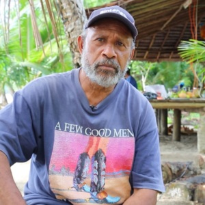 George Anian - Oral History interview recorded on 15 June 2017 at Salamaua, Morobe Province, PNG