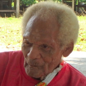 Francis Minu - Oral History interview recorded on 02 April 2017 at Madina, New Ireland Province