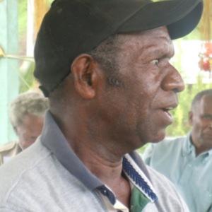 Lindsay Farari - Oral History interview recorded on 23 May 2014 at Kokoda Station, Northern Province, PNG