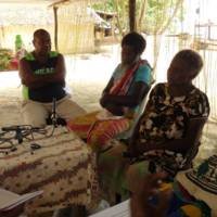 Esther Lunga and others  - Oral History interview recorded on 31 March 2017 at Karmelboet, New Ireland Province, PNG