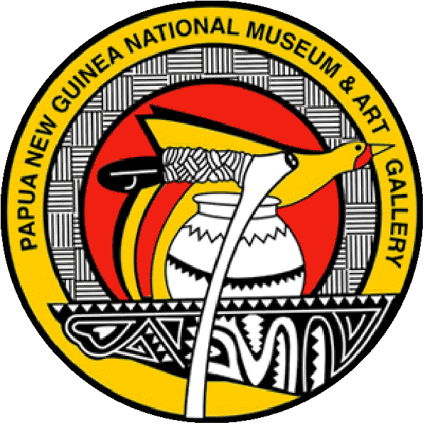 Papua New Guinea National Museum and Art Gallery Logo