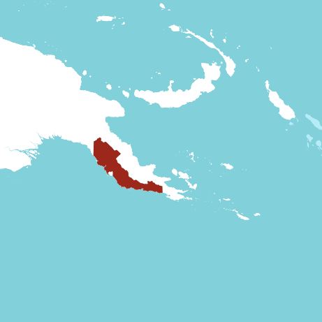 Central Province Map